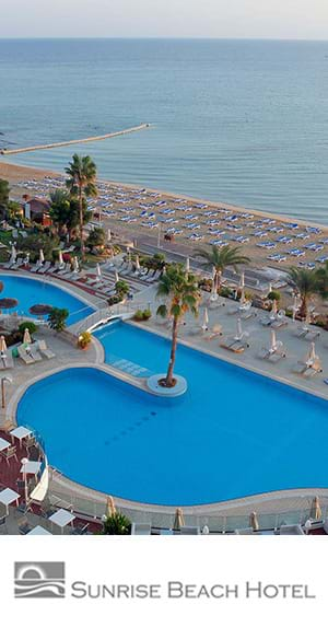 Zypern Protaras Sunrise Beach Hotel